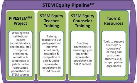 STEM Equity | National Alliance for Partnerships in Equity | STEM Curriculum | Scoop.it
