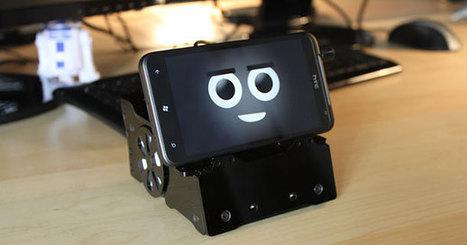 Smartbot, le petit robot mobile de divertissement français | Actualités robots et humanoïdes | Scoop.it