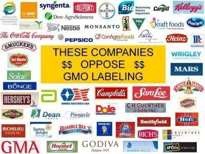 Empresas que se oponen al etiquetado de los alimentostransgénicos | Natura educa | Scoop.it