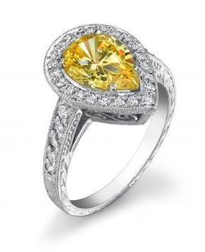 Alternatives to Diamonds: Non-Traditional Engagement Ring Ideas | IMG Jewelers | Scoop.it