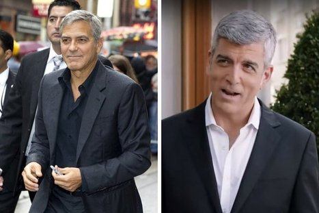 Nespresso to sue rival Israeli coffee company over George Clooney clone | Quite Interesting News | Scoop.it