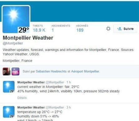 La ville de Montpellier fait l'impasse sur le réseau social Twitter pour l'instant | Quatrième lieu | Scoop.it