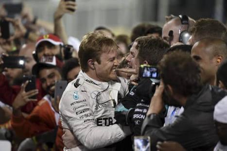 Bahrain Grand Prix Nico Rosberg won F1 Title   The Univers News - Latest Online News   Scoop.it
