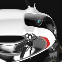 Hop Along With the Frog Concept Electric Motorcycle | Classic and Custom Motorcycles | Scoop.it