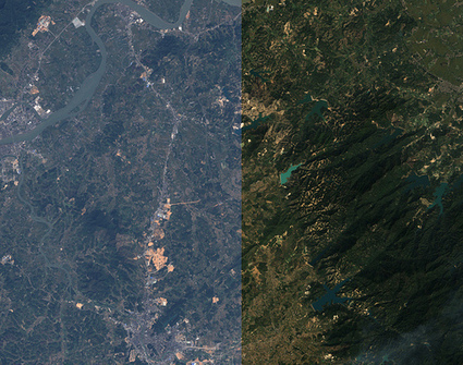 USGS Q&A: adding value to Landsat imagery with LEDAPS | Remote Sensing News | Scoop.it