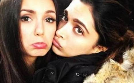 Nina Dobrev posts sad face selfie with Deepika Padukone | Entertainment News | Scoop.it