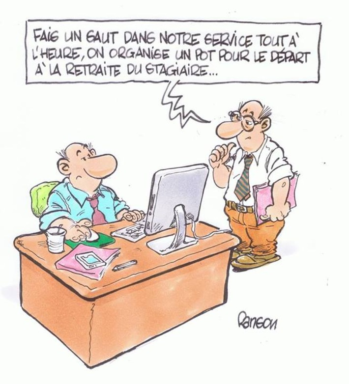 Abus de stagiaire | Baie d'humour | Scoop.it