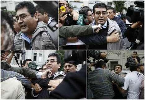 César Álvarez empieza a responder hoy por los crímenes de Nolasco y Sánchez Milla | Desde Perú | Scoop.it