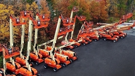All Erection's Aerial Division Adds 60 JLG Lifts | General Construction | Scoop.it