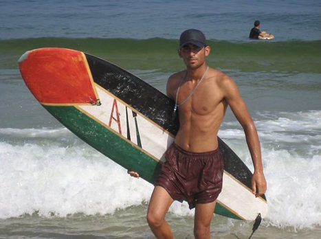 Audio: The happy surfers of Gaza! - Beach Grit | Surfing 4 Peace | Scoop.it