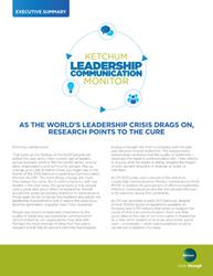 Leadership Communication Monitor   Ketchum   Business Ethics and Innovative Leadership   Scoop.it