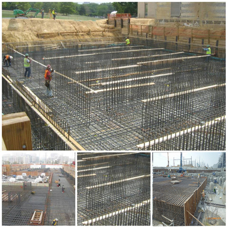 Step-by-step processes for designing a raft foundation | Construction Industry Network | Scoop.it
