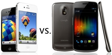 ¿Qué cámara frontal es mejor: Galaxy Nexus o iPhone 4S? - AndroidPIT | Android phone | Scoop.it