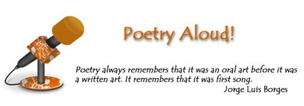Poetry Aloud!   Library Celebrations   Scoop.it
