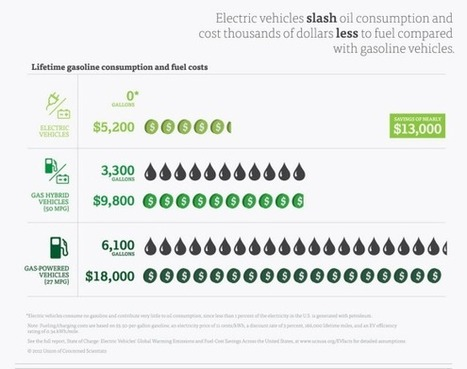 Top 7 Reasons To Go For An Electric Vehicle | Sustain Our Earth | Scoop.it