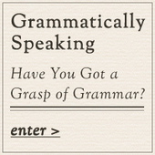 Grammatically Speaking | Critical thinking and writing | Scoop.it