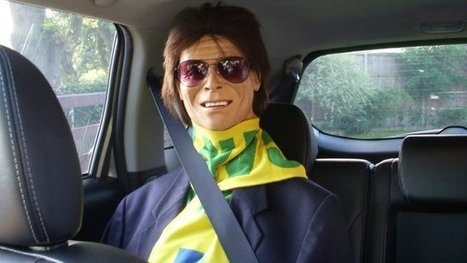 Sir Cliff Richard doll 'secures car' | CNS business studies | Scoop.it