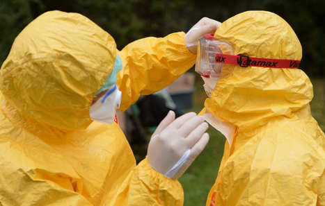Ebola vaccine research and NIH funding cuts: reviewing the numbers | News from around the Globe | Scoop.it