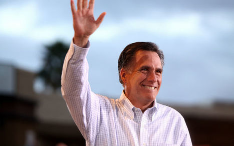 Romney Campaign Makes Third Spelling Gaffe in a Week: It's 'Offical'   TonyPotts   Scoop.it