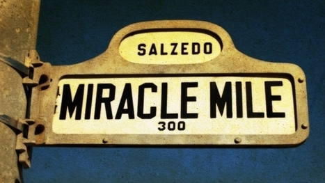 Transmedia Tuesday: The Miracle Mile Paradox | Transmedia: Storytelling for the Digital Age | Scoop.it