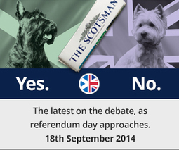 Scottish independence poll: ICM puts Yes up to 48% | By the people, for the people... | Scoop.it