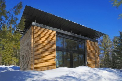 The E.D.G.E., a small prefab house by RevelationsArchitects/Builders | Sustainable Architecture + Construction | Scoop.it