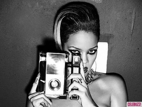 Del Instagram de Rihanna | Topless Moments | Libro blanco | Lecturas | Scoop.it