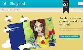 En la nube TIC: Storybird, construimos historias | Animación a la lectura. | Scoop.it