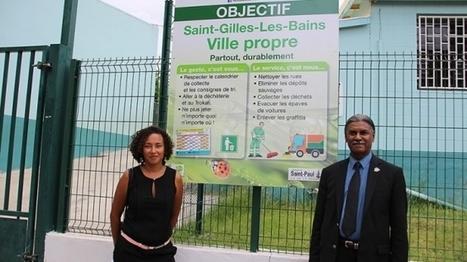 Saint-Paul - 0 800 097 460 : Allo propreté | Habiter La Réunion | Scoop.it