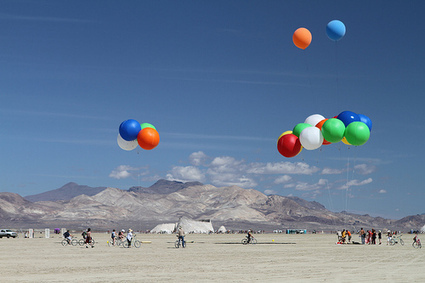 What Burning Man Can Teach Us About Reinventing Society | Play on GOOD | Sustain Our Earth | Scoop.it