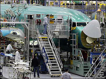 Boeing moving engineering work out of Wash. state | Mechanical Engineering | Scoop.it