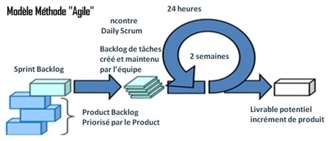 "La méthode Agile - Optimisation de la relation ""client / fournisseur"" 