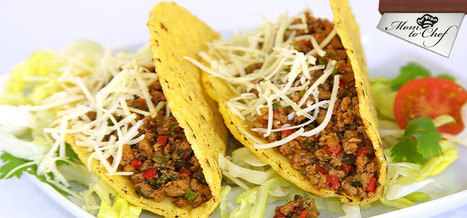 Mexican Tacos | What to eat today? | Scoop.it