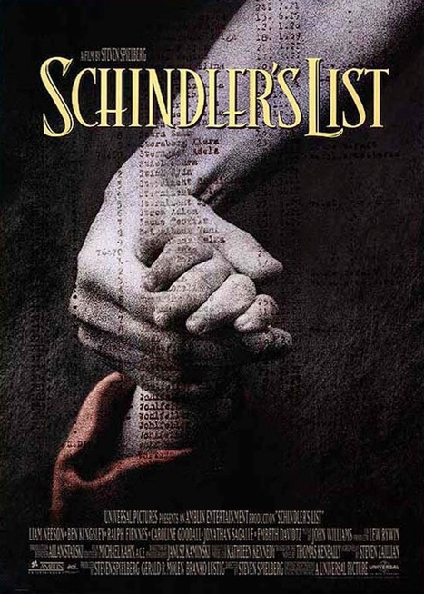 Reviews With Mike Furches: Movies for Lent, Schindler's List | movie reviews | Scoop.it