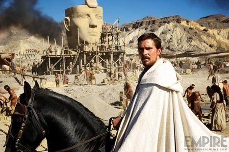PHOTO - Exodus : Christian Bale est Moïse pour Ridley Scott - Premiere.fr Cinéma | Actualités Bibliques | Scoop.it