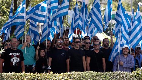 Greek govt cracks down on neo-Nazi Golden Dawn party, arrests leader | Politically Incorrect | Scoop.it