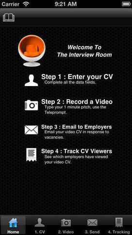 iRoom Public | CV-Entrevistas de Trabajo | Scoop.it