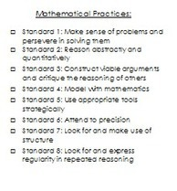 Math: Performance Task Template | Common Core State Standards for School Leaders | Scoop.it