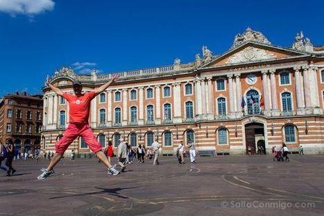 Qué visitar en Toulouse en un día | Revue de presse Espagne du Comité Régional du Tourisme Midi-Pyrénées | Scoop.it