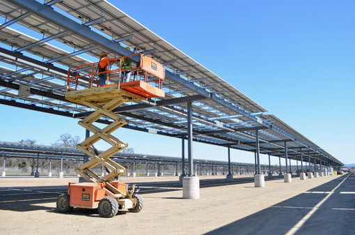 California Solar Power Hits New Output Record