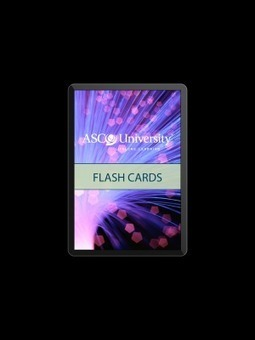 ASCO Flashcards app, all things Oncology if you have the money | The daily digest | Scoop.it