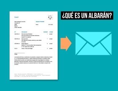 ¿Para qué sirve un albarán? | Archivos Exagono | Scoop.it