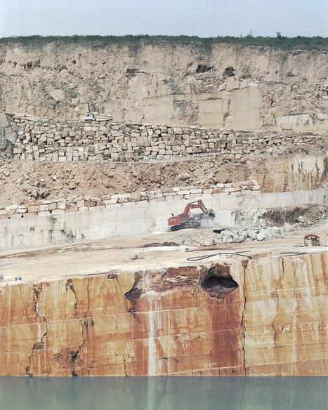 #Photographie : Marble District, la série qui interroge l'intervention de l'Homme sur le paysage | Photographie, d'ailleurs! | Scoop.it