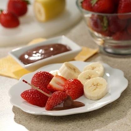 Recette dessert rapide Fruit Fun-do ~ Recette Dessert Rapide Et Facile | recette-couscous | Scoop.it