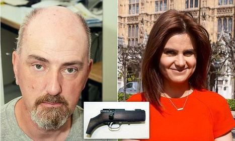 Police hunt accomplice who gave Jo Cox's killer the murder weapon | Policing news | Scoop.it
