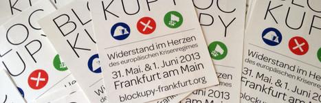 Blockupy palaa Frankfurtiin 31.5. | 15M Suomi | Scoop.it