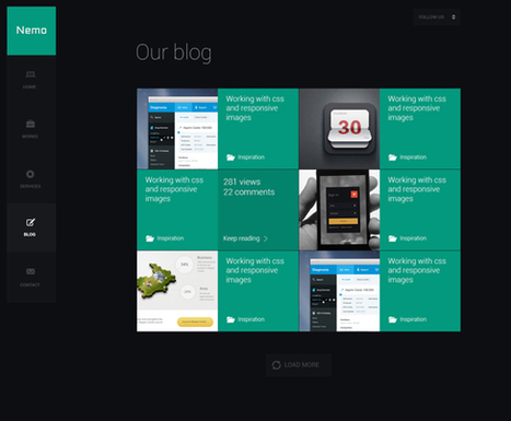 Windows 8/Metro UI | CRAW | Scoop.it