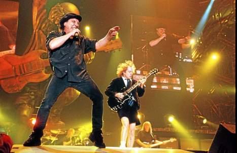 Steve Smith: AC/DC retirement rumors; Abba turns down reunion offer - San Gabriel Valley Tribune | música | Scoop.it