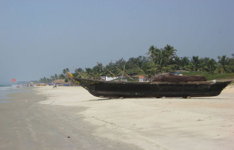 Colva Beach - Famous beach in North Goa - iTravelgoa | Travel to Goa | Scoop.it