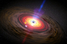 Monster Black Holes Grow Surprisingly Fast - Space.com | Singularity science | Scoop.it